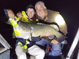 Bragging rights up for grabs in fishing competition