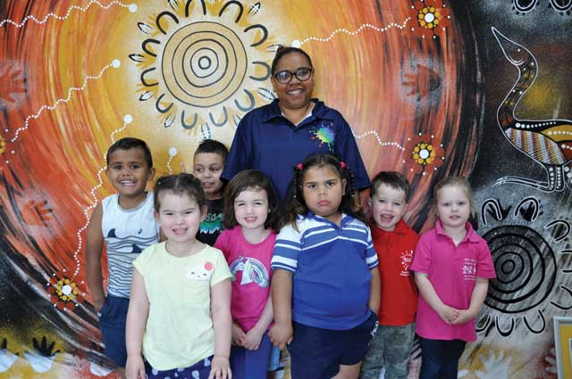 Bourke's youngest students gain from new approach