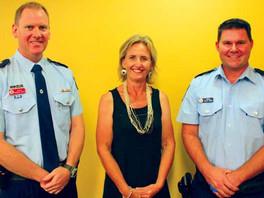 Bourke's new top Cop!