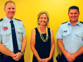 Bourke's new top Cop!