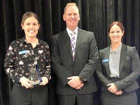 Brewarrina Officer winsdomestic violence award