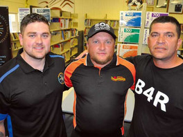 Brothers4Recovery share their message with Bourke students