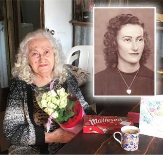 Obituary: Olive Ina Wardley (Sharpe)