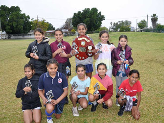 Rugby League – Rain didn't dampen Outback Challenge
