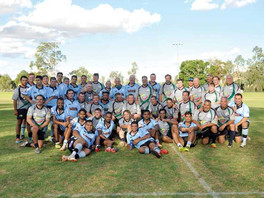 RUGBY UNION – Old Boys ready for annual Baabarians match