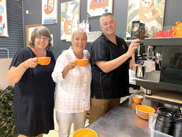 Awesome story for new Bourke cafe