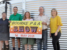 Green light for Bourke Show