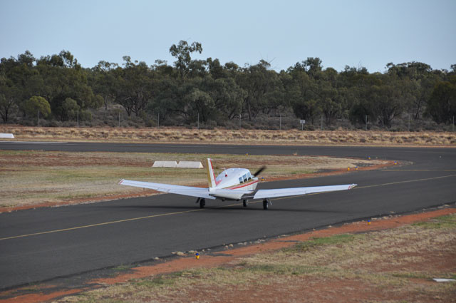 Local MP Kevin Humphries is confident of securing air services for Bourke, Walgett and Cobar Photo: TWH