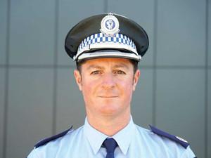 Top cop looks to life beyond lockdown
