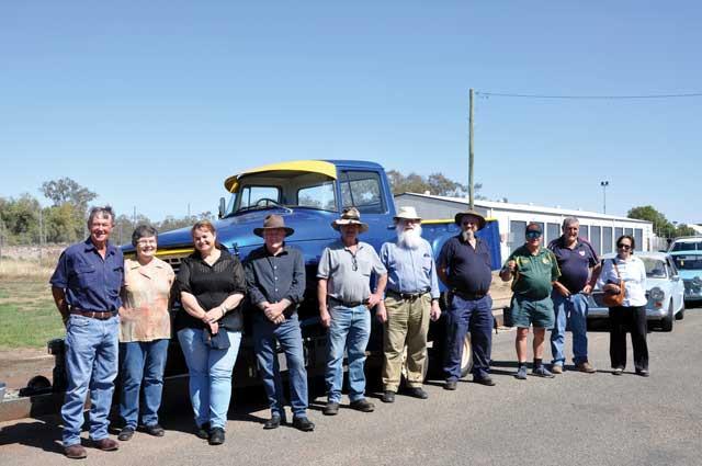 Bourke Historical Vehicle Club – Weekend Byrock Trek