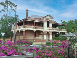 Gidgee Guesthouse sells