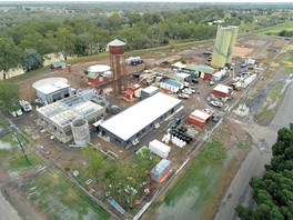 State-of-the-art water treatment for Bourke