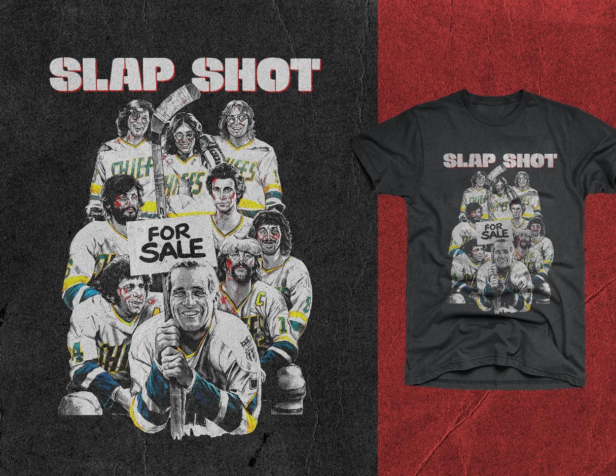 SLAP SHOT (MOVIE LICENSE)