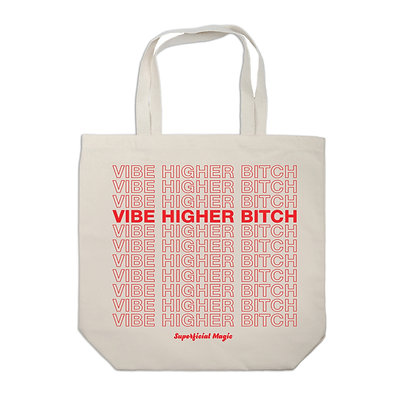 Superficial Tote Bag