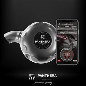 Panthera Leo V8 Active Sound mit OBD und App Steuerung