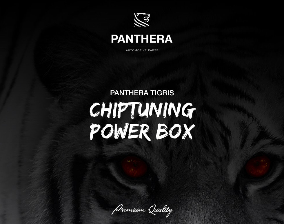 Panthera Tigris Chiptuning Power Box Wal