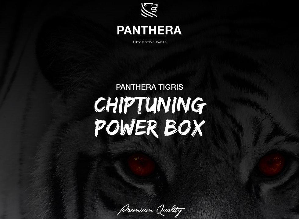 Panthera Tigris Chiptuning Power Box Wal