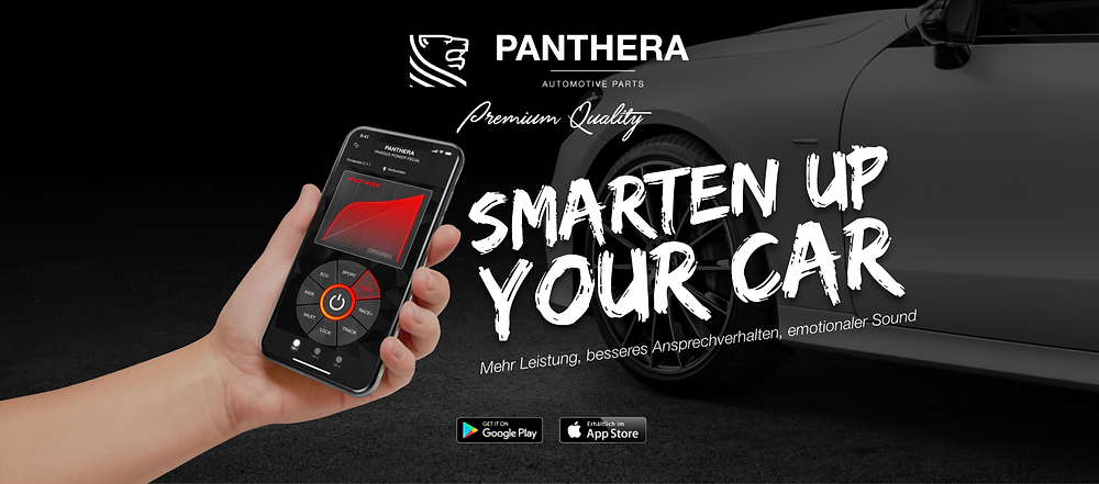 Smarten up your car with Panthera Automotive Parts