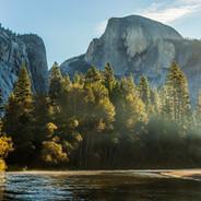 Half Dome Morning Light (Yosemite N.P.)
