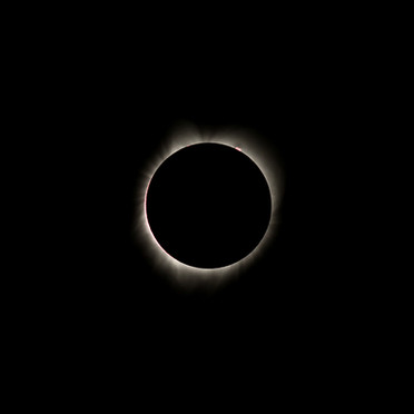 Great American Eclipse of 2017 - Corona During Totality (3)