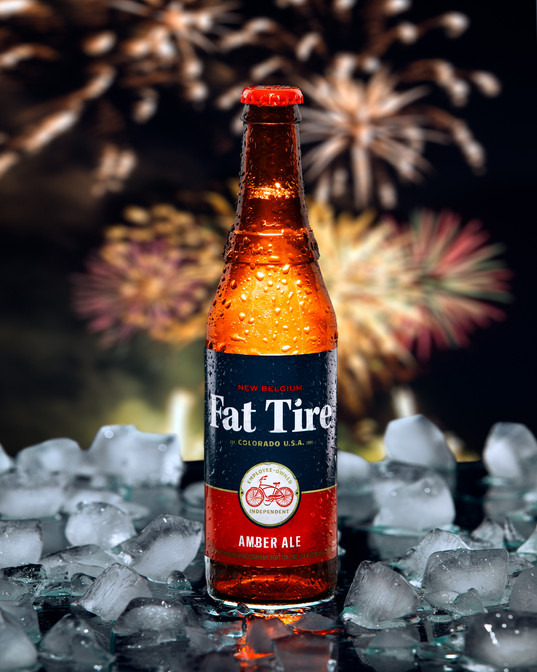 Fat Tire Beer Advert
