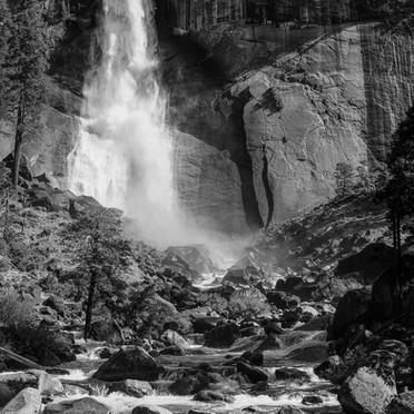Nevada Falls (Yosemite N.P.)