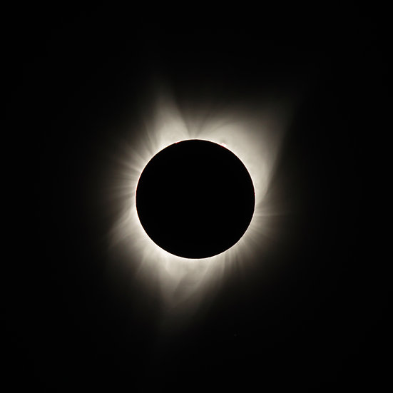 Great American Eclipse of 2017 - Corona During Totality (2)