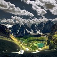 Sentinel Pass (Banff National Park)