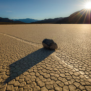 Racetrack Playa Sunset (Death Valley N.P.)