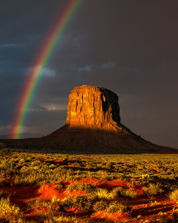 Monument Valley Rainbow Sunrise.jpg