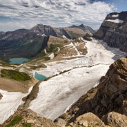 Grinnell Glacier Overlook