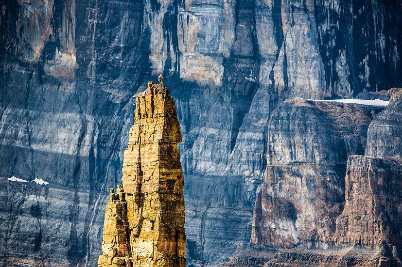 Climber (Banff N.P.)