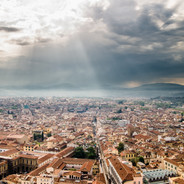 Tuscany Sun Rays (Florence)