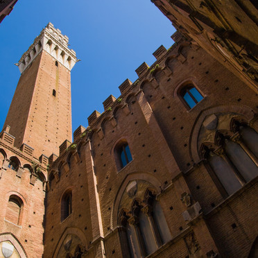 Siena Clock Tower (Torre del Mangia)
