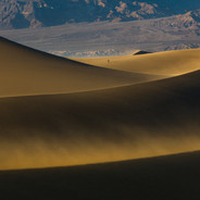 Mesquite Sand Dunes (Death Valley N.P.)