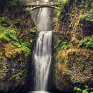 Multnomah Falls (Lower)
