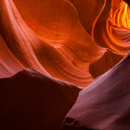 Antelope Slot Canyon (Color Tunnel)