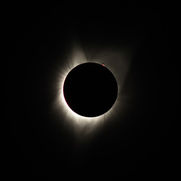 Great American Eclipse of 2017 - Corona During Totality (4)