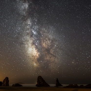 Milky Way and Bandon