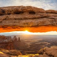 Mesa Arch Sunrise (Canyonlands N.P.)