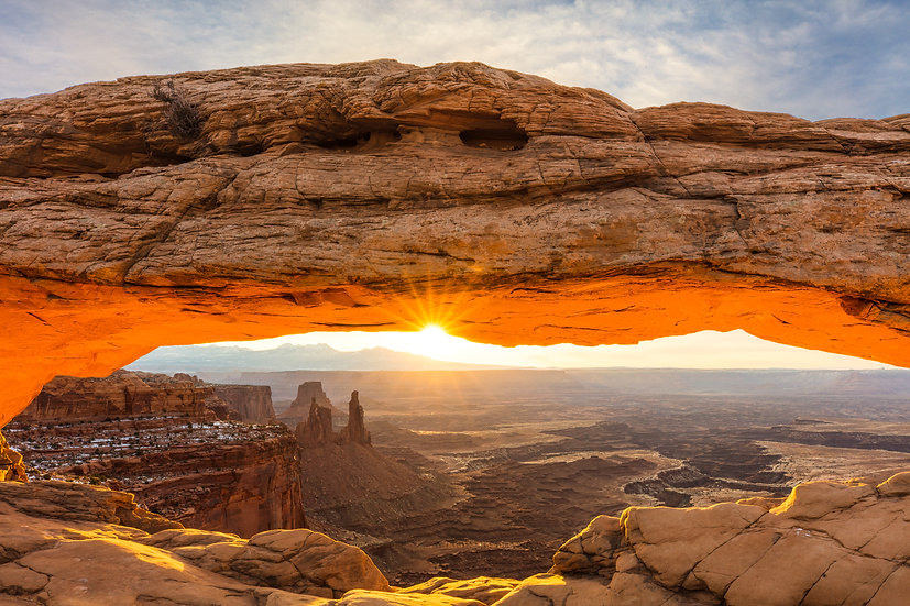 Mesa Arch Sunrise (Canyonlands N.P.)