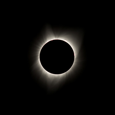 Great American Eclipse of 2017 - Corona During Totality