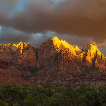 Zion Sunset Glow