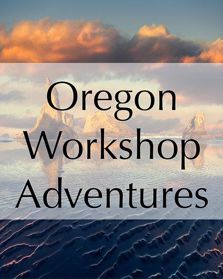 Oregon Workshop - August 2021