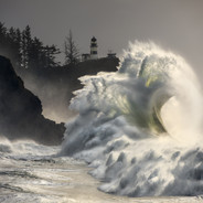 Power and Beauty Ocean Wave