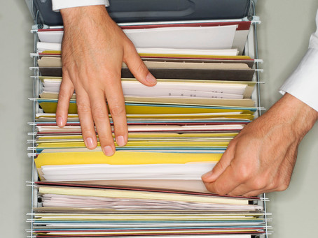 Control your paper clutter