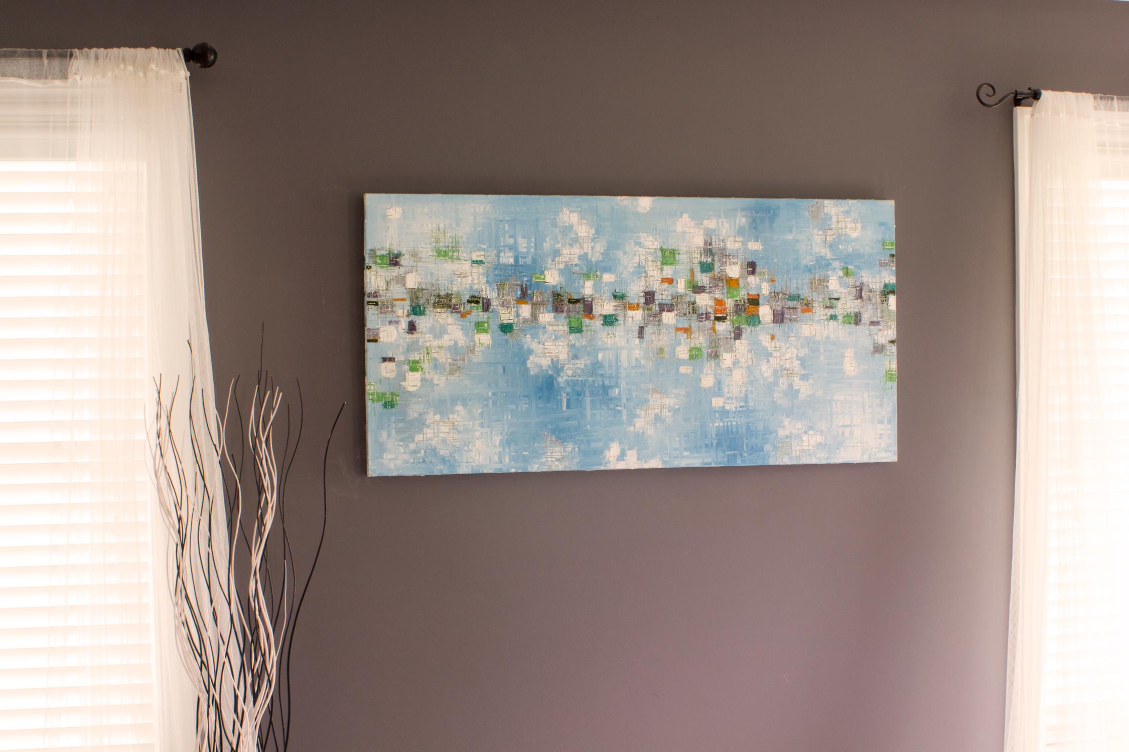 Bradley Goff _ Michigan Oil Painting