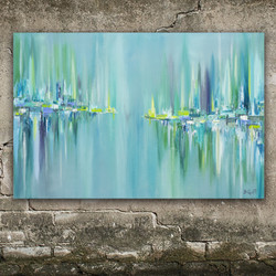 Northern Lights Series - Painting #5