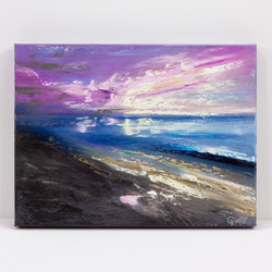 Lake Michigan Painting