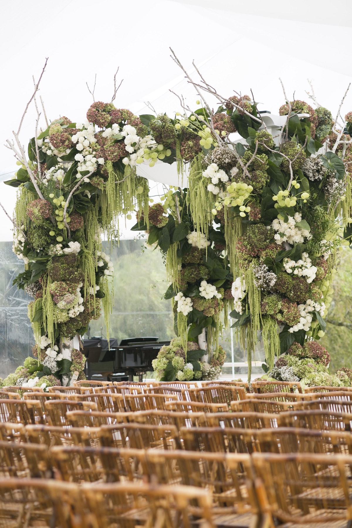 A Midsummer Garden Wedding